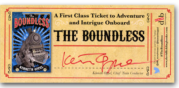 Bounless ticket